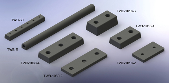 Rubber Dock Bumpers Thorworld Industries