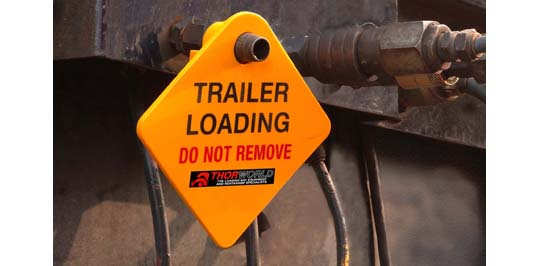 Trailer Safety Lock