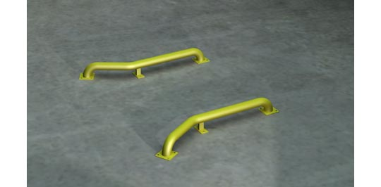 Wheel Guides & Alignment Curbs