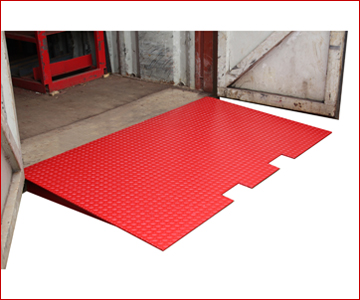 Container Ramps Thorworld Industries