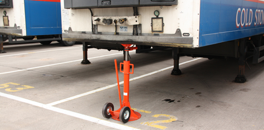 Trailer Safety Support