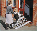 Extendable Wheelchair Ramps